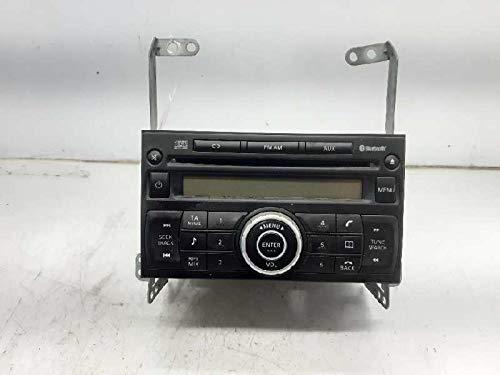 Sistema Audio/Radio Cd N X-trail (t31) 28185JG40B (usado) (id:demip5742254)
