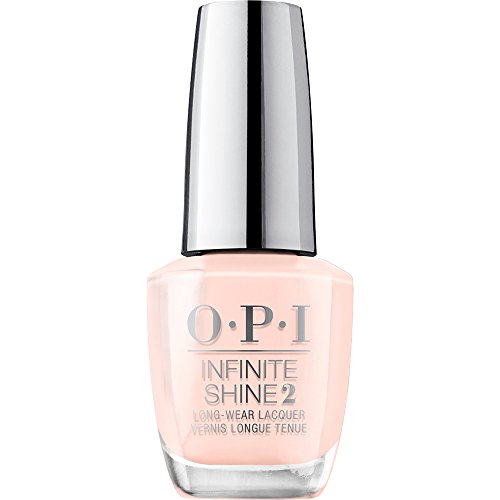 OPI Infinite Shine - Esmalte de Uñas Semipermanente a Nivel de una Manicura Profesional, Bubble Bath Color Rosa - 15 ml