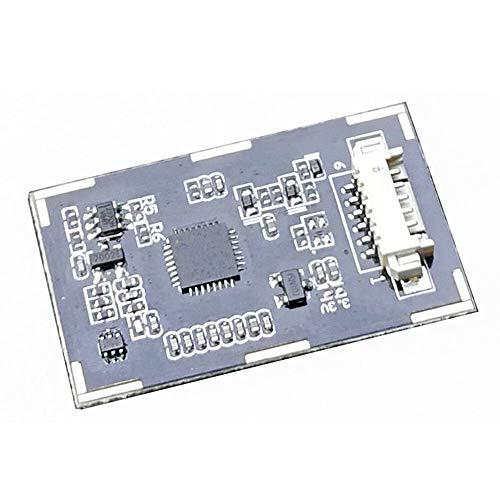 Condensadores Capacitivo Huella Digital Reader Acceso Control Reconocimiento Dispositivo Módulo Sensor Scanner UART Interface 200 Finger Capacidad R300