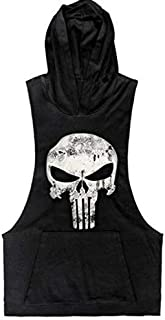 Other Tank Tops For Men, Black XL