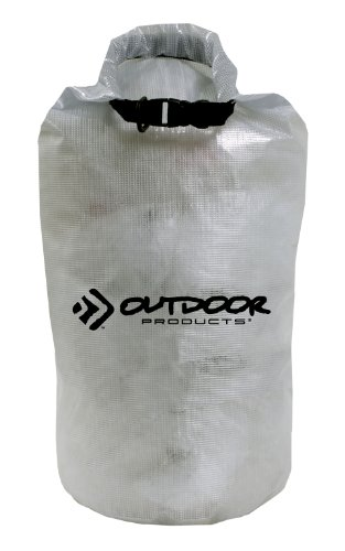 Outdoor Products Valuables Dry Bag Clear 20litres
