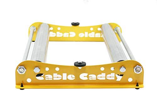 Kabelabroller, Kabelabwickler: Cable Caddy für Rollen bis 510 mm - verschiedene Farben verfügbar - (Gelb)