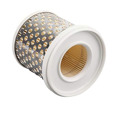 Mei-Mracing Limpiador de filtros de Aire Ingesta XV500 for Yamaha XV 400/500 XV535 Virago 400 535 87-00 2GV-14451-00