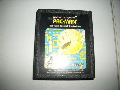Pac-Man (Atari 2600) (Spielmodul für Atari 2600)