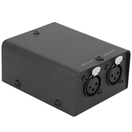 Controller per Illuminazione da Palco 512 Canali USB-DMX DMX512 Isolamento Fotoelettrico per Luce LED DMX, Interfaccia Controller di Illuminazione