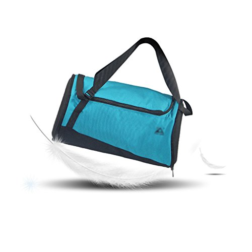 Xuan - Worth Having Épaule Pliable Sac à bandoulière Épaule Sports de Plein air Portable Sac Seau Basketball Football Formation Sac Pliable et Facile à recevoir Grande capacité 28L EVA Hard Shell Bag
