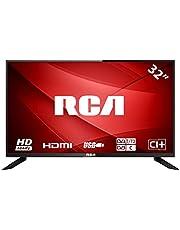 RCA RB32H1-UK 32 inch HD TV 3x HDMI DVB-T/T2/C USB media player