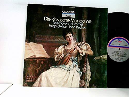 Hummel* / Hugo D'Alton • John Beckett – Die Klassische Mandoline