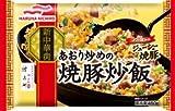 [冷凍]マルハニチロ あおり炒めの焼豚炒飯 450g×12袋