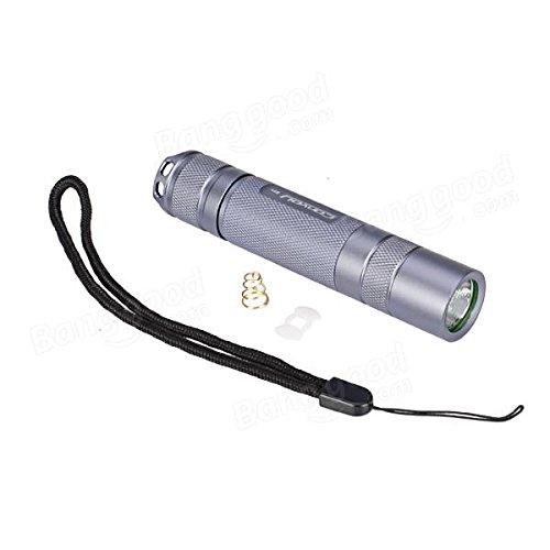 Bazaar Convoy S2+ grau Taschenlampe Host DIY LED Taschenlampe Shell Host