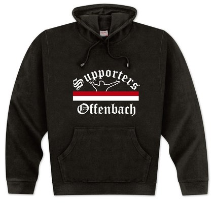 World of Football Kapuzenpulli Supporters-Offenbach - L