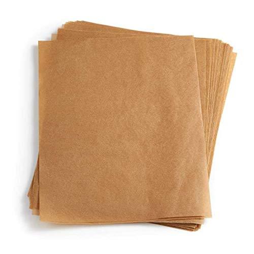 """King Arthur Flour Precut Parchment Paper, Fits 18"""" X 13"""" Pan, 100 count"""