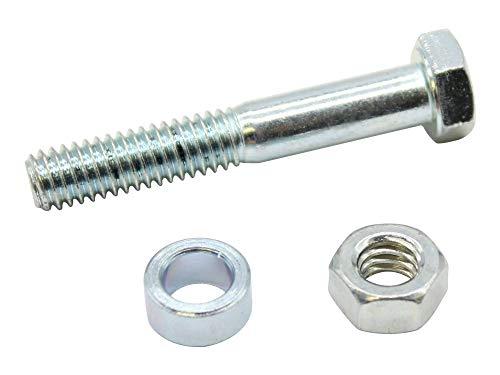 SECURA Scherbolzen 51mm kompatibel mit Gutbrod H 8060 21A-380E690 Motorhacke