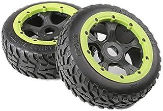 ZKS-KS 17mm Sand Paddles Desert Wheels Tires for 1/5 Rovan HPI Baja 5B SS for 1/5 RC Crawler Buggy Off-Road Truck-Front