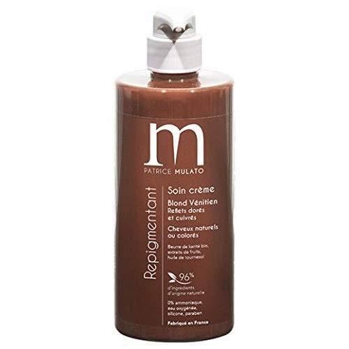 Mulato MUL011 Soin Repigmentant Blond Vénitien 500 ml