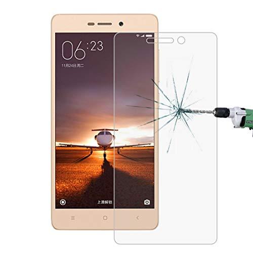 Nueva Tangyong CL 100 PCS for Xiaomi redmi 3 y 3S 0.26mm 9H Dureza Superficial 2.5D a Prueba de explosiones de la Pantalla de Cristal Templado de Cine