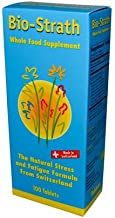 Bio-Strath - Whole Food Natural Stress and Fatigue Supplement - 100 Tablets by Bio-Strath