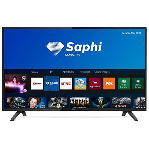 Smart TV LED 43' Philips 43PFG5813/78, Ultra Slim, Wi-Fi, 2 HDMI, 2 USB