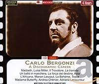 Carlo Bergonzi/ A Discographic Career