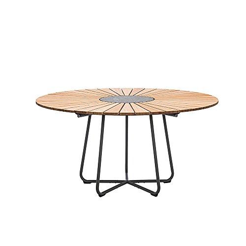 Houe - Circle Tisch - Bambus - Ø 150 cm - Henrik Pedersen - Design - Esstisch - Gartentisch