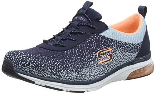 Skechers Skech-Air Edge, Zapatillas sin Cordones Niñas
