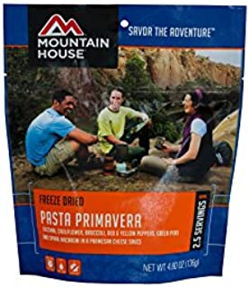 Mountain House Pasta Primavera, Pouch