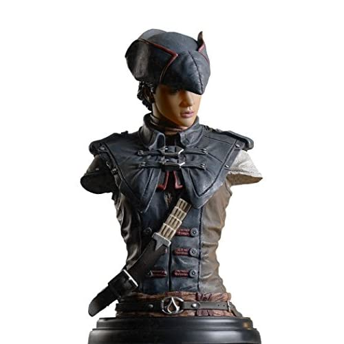 Ubisoft Assassin's Creed Liberation Bust Aveline Action Figure - PlayStation 4