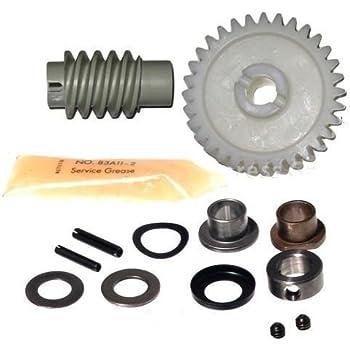 Sears Chamberlain Craftsman Garage Door Opener Comp Gear Kit Part 41a2817 Amazon Com