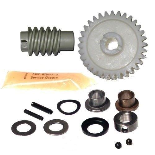 Sears Chamberlain Craftsman Garage Door Opener Comp Gear Kit Part 41A2817