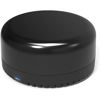 『ここリモ』業界初のAI搭載スマートリモコンでエアコン温度を自動制御!どこからでもスマホで家電を遠隔操作する赤外線リモコン【Alexa、Googleに対応】中部電力 ミライズ WXT-200