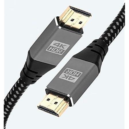 Ibra 2 1 Hdmi Kabel 8k Ultra High Speed 48 Gbit Elektronik