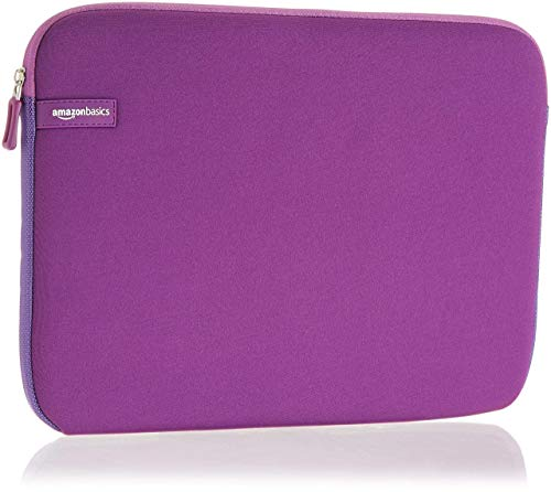 Amazon Basics 13.3-Inch Laptop Sleeve - Purple