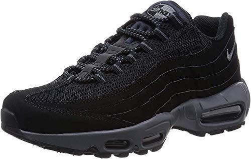 Nike Air Max 95, Scarpe da Corsa Uomo, Nero (Black (Black/Dark Grey/Black), 47 EU