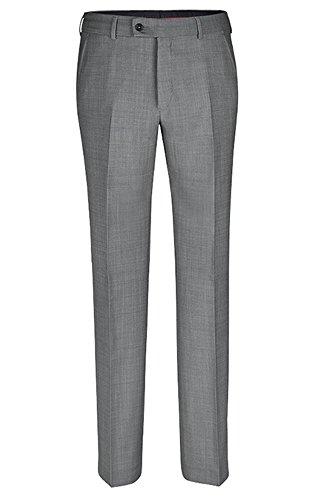 GREIFF Herren-Hose Regular Fit, modern with 37,5, Regular fit, 1326, hellgrau, Größe 56