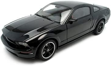 AUTOart 2008 Ford Mustang GT Bullitt Black 1:18 Diecast