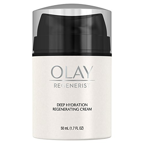 Face Moisturizer by Olay Regenerist Regenerating Deep Hydration Cream Moisturizer with Vitamin E, 50...