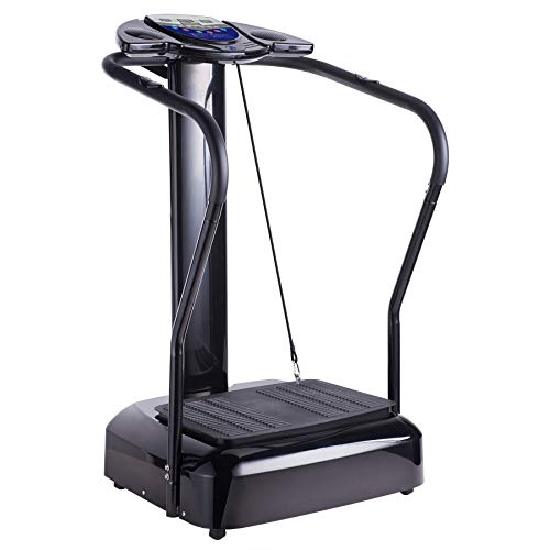 2000W Fitness Vibration Platform | Whole Body Vibration Platform with MP3 Player