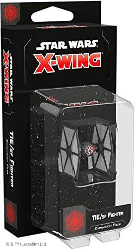 Fantasy Flight Games Star Wars X-Wing: TIE/sf Fighter Expansion Pack 2nd Edition - English