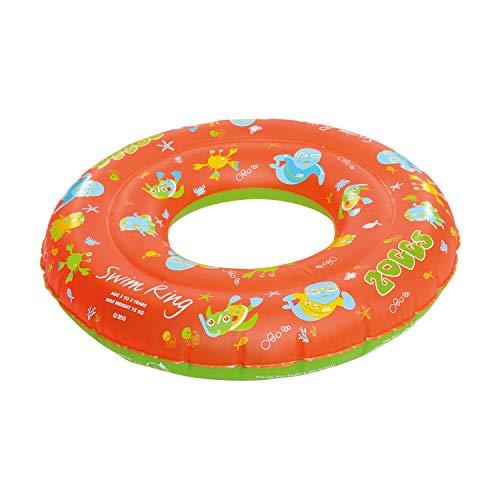 Zoggs Kids Swim Ring, Pool Float, Zoggy, 2-3 Years