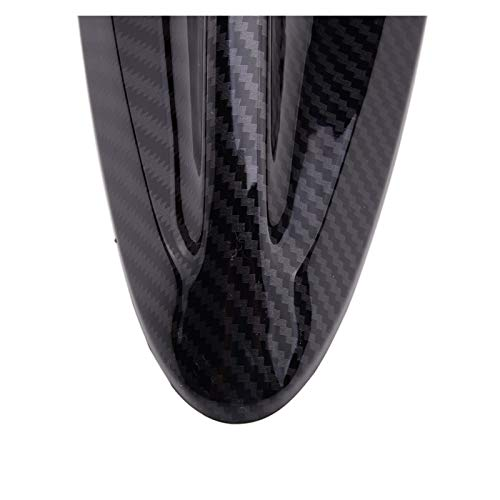 JIS Antena de Estilo de Fibra de Carbono Antena de Aleta de Tiburones Tortas de Ajuste para BMW F22 F23 F30 F32 M2 M3 M4 G30