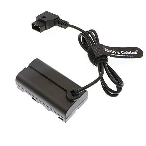 Alvin's Cables NP F550 dummy batterij naar D-Tap voedingskabel voor Sony NP F570 NP F970 Atomos Shinobi Atomos Ninja Monitor