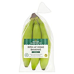 Morrisons Ripen at Home Bananas, Pack of 5