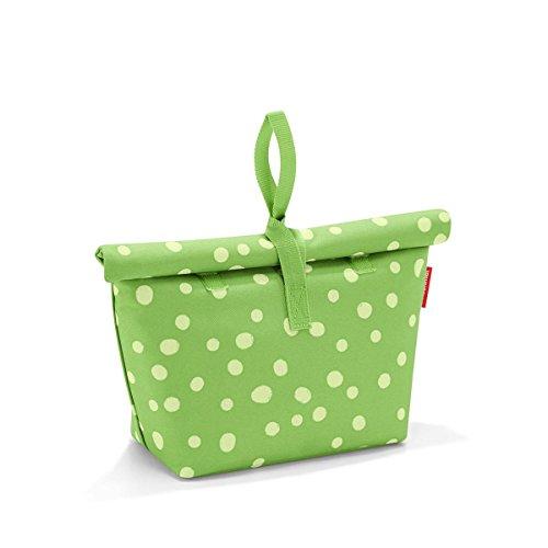 reisenthel fresh lunchbag iso M 33 x 29 x 11 cm 7 Liter spots green