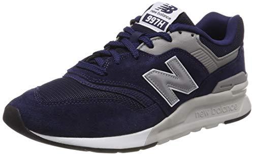 New Balance 997H Core, Sneaker Uomo, Argento (Pigment/Silver)