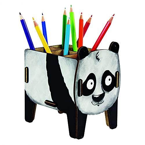 Stiftebox Vierbeiner Panda