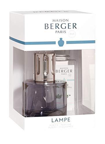 Lampe Berger Coffret Cadeau Pure Gris d'eucalyptus Frais 180 ML
