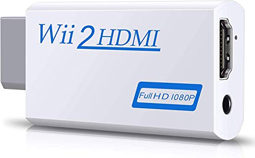 Wii vers HDMI (White)