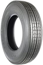 Double Coin TR100 Ultra Premium Shallow Tread Trailer-Position Commercial Radial Truck Tire - 295/75R22.5 14 ply