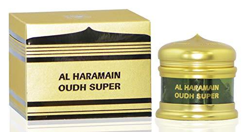 Al Haramain Perfumes Bukhoor Oudh Super