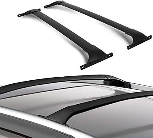 2 barras transversales de aluminio para portaequipajes de techo de coche para Infiniti QX70 2011-2018, portaequipajes de barra transversal en la azotea, portaequipajes para bicicleta, portaequipajes